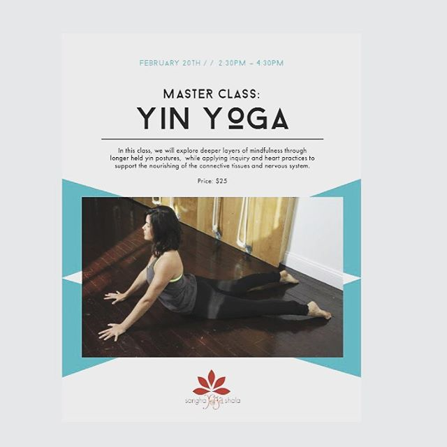 Tomorrow at 2:30p I can't wait to guide you through this amazing practice❣ prepare to peel the layers and renew your spirit #yin #yinyoga #masterclass #yoga #yogaeverydamnday #instayoga #williamsburg #brooklyn #nycyoga #yogalove #yogaeverywhere #mindfulness #meditation #spiritual #consciousness #buddha #renewal #yogini #yogaeveryday #yogisofinstagram