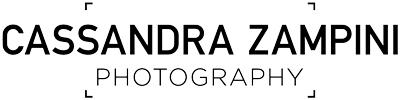 Cassandra Zampini Photography Logo