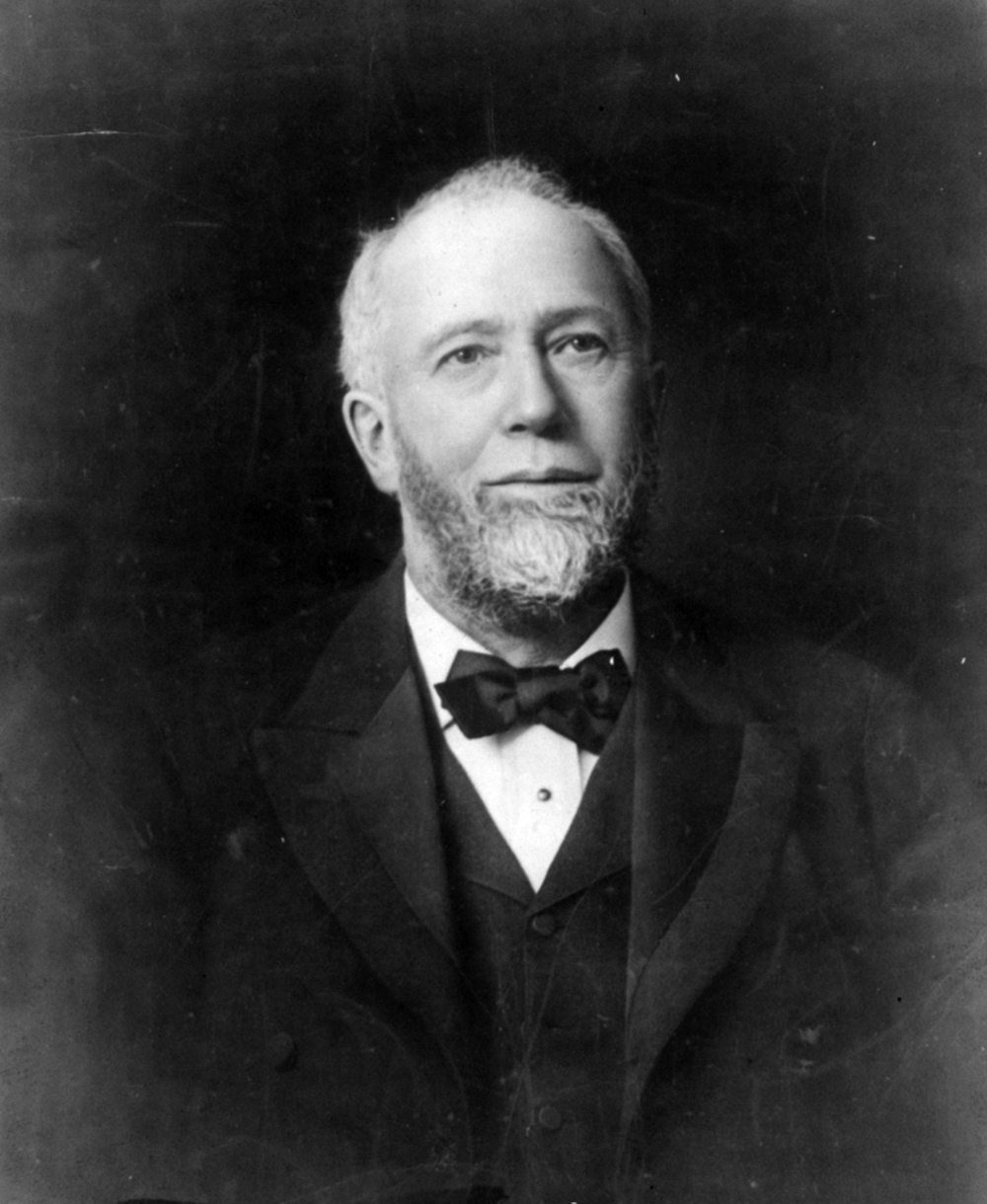 Gustavus Swift was a 19th Century entrepreneur that pioneered the refrigerated rail car and centralized the meatpacking industry by vertically integrating his supply chain.