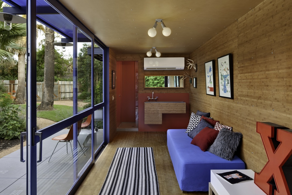 8. The Container Guest House