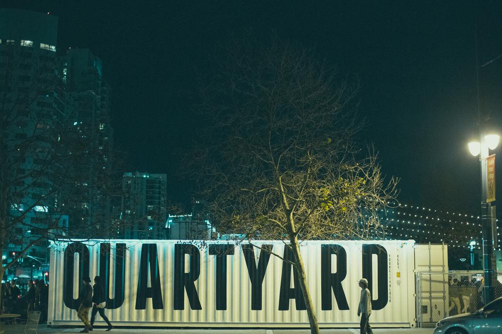 3. Quartyard