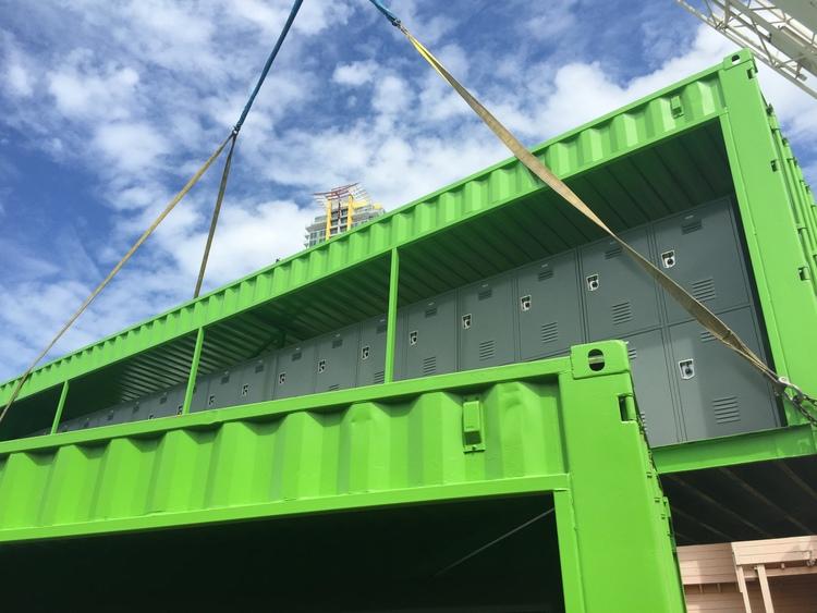 6. Transitional Storage Center