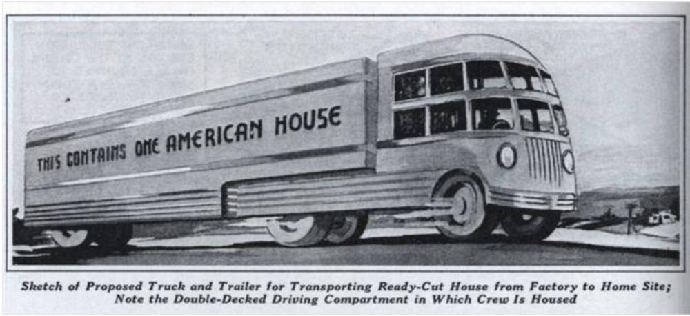 Courtesy of Modern Mechanix/Public Domain