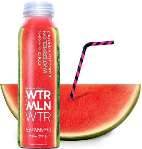 From scuffed, unsellable melons to a slickly packaged beverage, Wtrmln Wtr is working to transform food waste into profit.