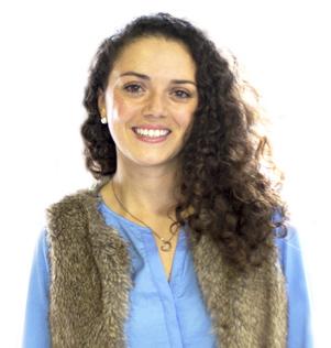Agruppa co-founder and CEO Carolina Medina.