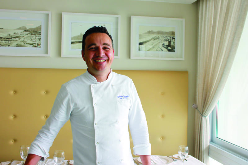 "Chef Romano Fontanive, executive chef at the Sol Ipanema Hotel in Rio, had to make major changes to his food delivery schedule due to transportation rules changes during the Games. Nevertheless, he was optimistic about the Olympics' success. ""We need good news in this country right now,"" he said in July 2016."
