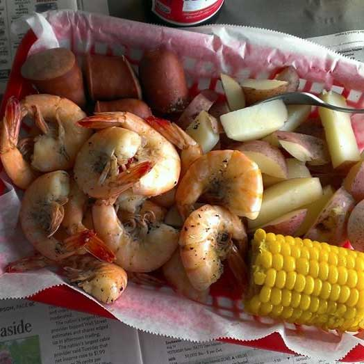 One-pot beauty: Lowcountry Boil