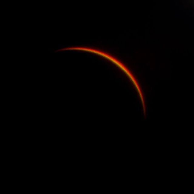 The best of today's @cbseclipse in Asheville NC.