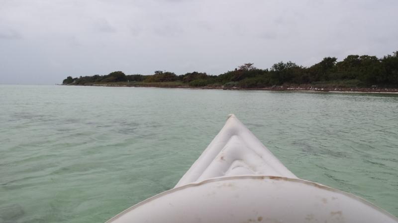Bahia Honda from our kayak