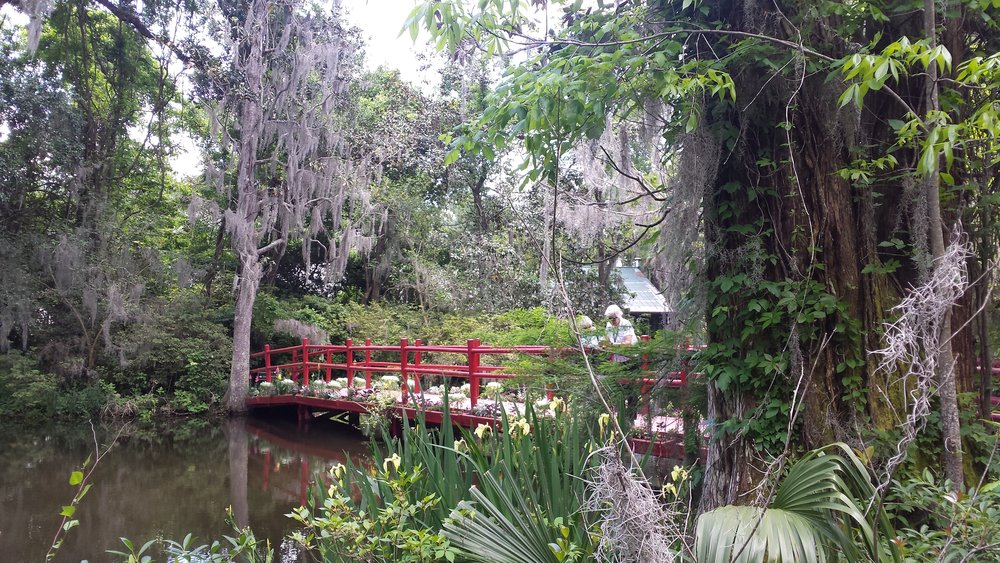 Gardens of Magnolia Plantation