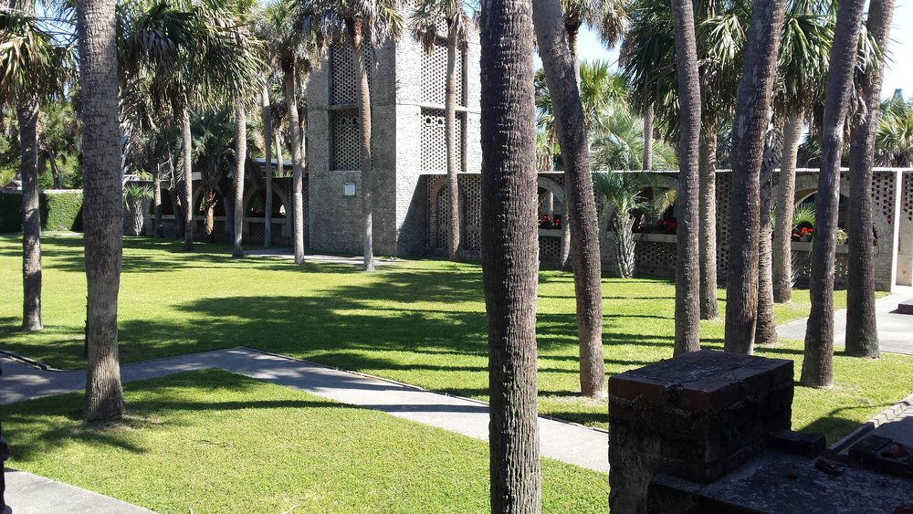 Atalaya Castle in Huntington Beach, SC