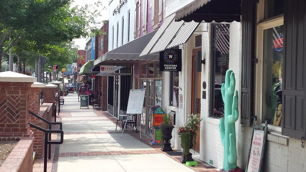 Downtown Woodstock, Georgia