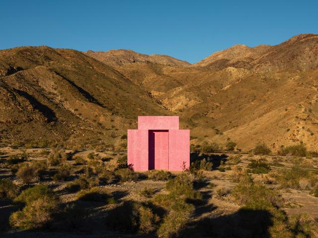 Superflex,  Dive-In,  2019, Coachella Valley, California