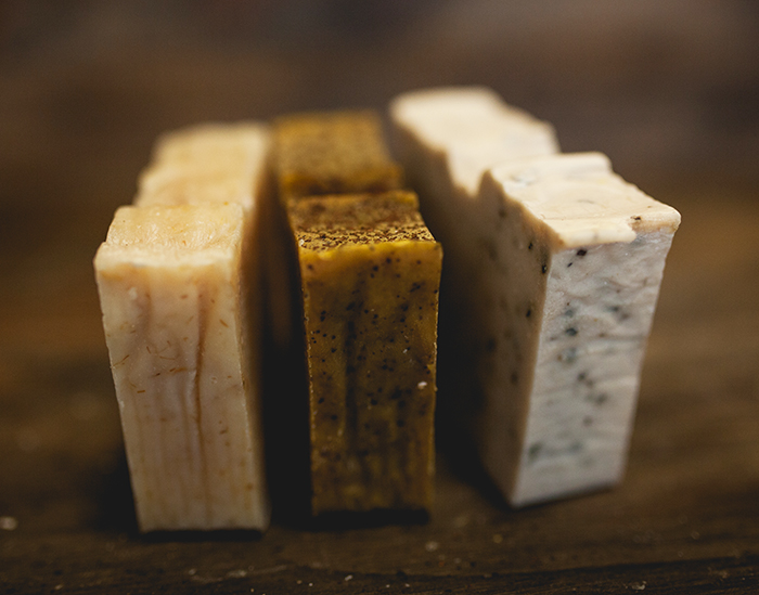 Fight the Cellulite! 3- pack:               Lemongrass, Morning Roast & Rosemary Bliss