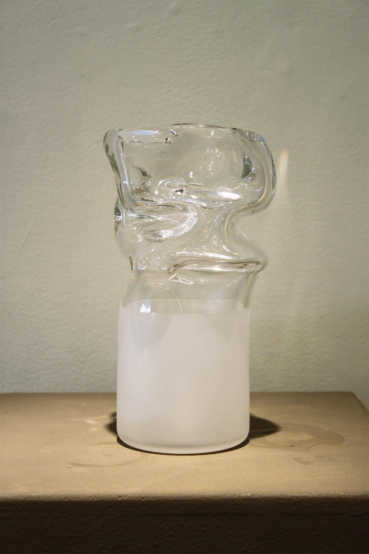Blown glass. 2016.