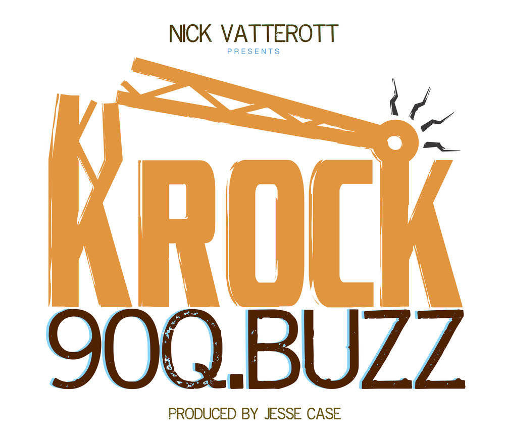 KROCK90Q.BUZZ drops on June 1st, available on virtually every platform!