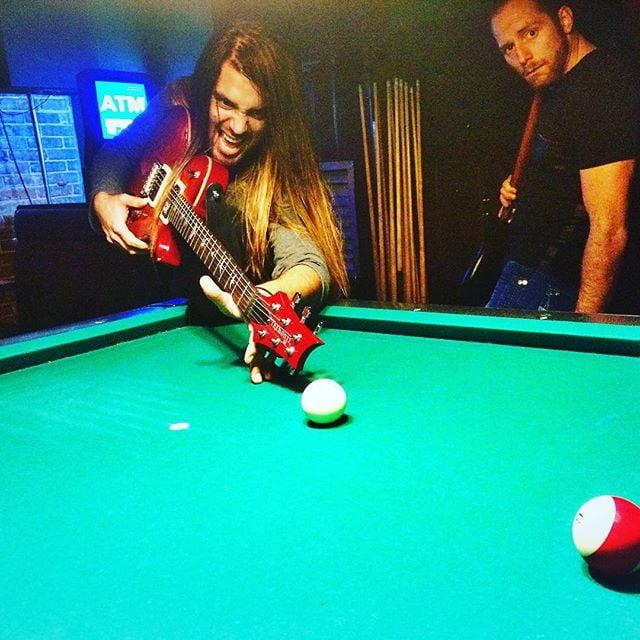 Thanks for having us @duffystavern ! Tonight we're at @jackpotmusichall in Lawrence, KS! #Lawrence #rock #Kansas #livemusic #jackpot #jackpotmusichall #rockchalk #jayhawk #universityofkansas #livemusic #tonight #tour #pool #gig #hotstop #touring #party