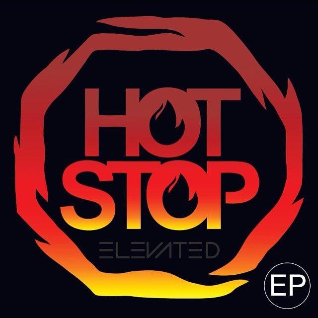 Coming soon... The Elevated EP! 🤘🤘🤘 Logo by @creativesquirrels ! #newmusic #newtunes #newsongs #ep #extendedplay #spotify #applemusic #rock #rockmusic #fuego #fire #guitar #bass #drums #vox #rawk #losangeles #la #artwork #albumcover #cover #elevated #hotstop #january #2016