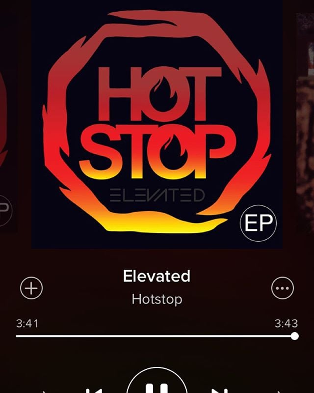 """Our #EP """"Elevated"""" is out NOW! #newmusic #newtunes #rock #finally #newrock #newmusic #spotify #itunes #stream #rock #losangeles #musicians #record #studio #recording #newep #musicians #rock #classicrock #bands #band #gnr #aerosmith #lennykravitz #gunsnroses #coachella #tour #touring #fire #fuego #hotstop"""