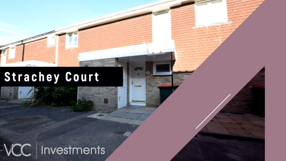 Stratchey Court - 5 bed HMO Crawley