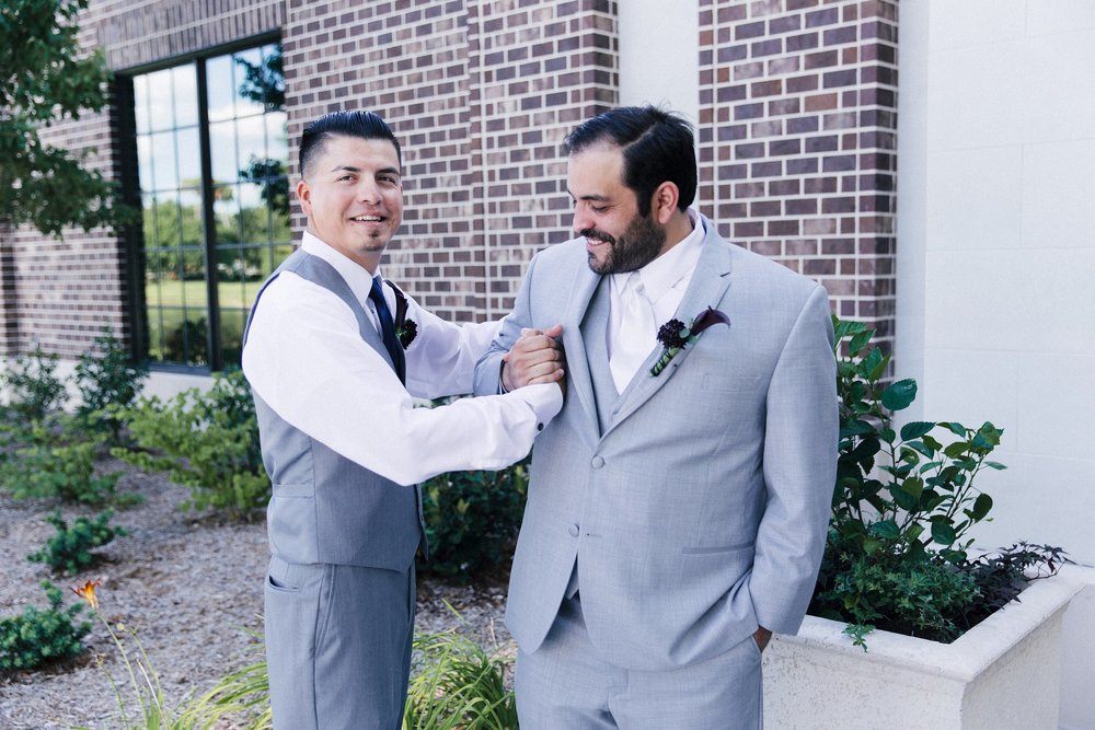 Includes Groom Info - Learn How to Dress The Groom and Groomsmen