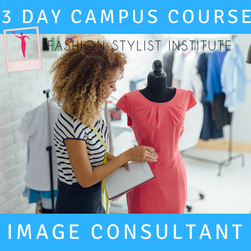 3 Day Image Consultant Certification Fashion Stylist Institute