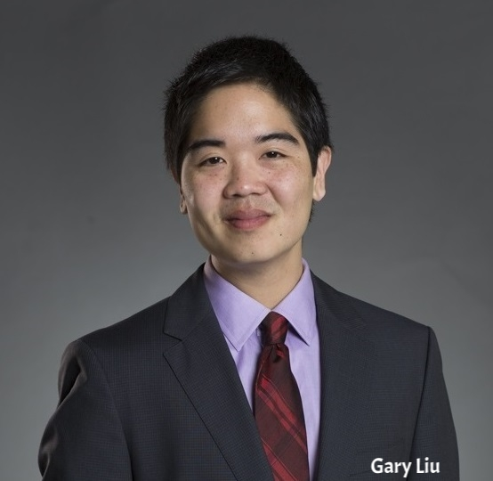 Congratulations! - Gary earned his PhD