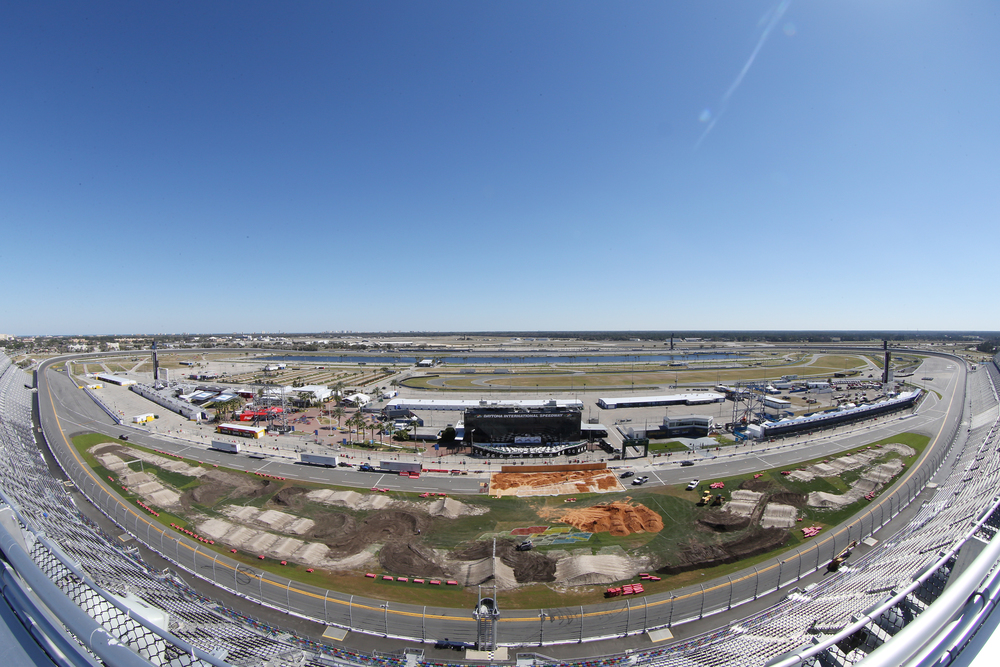 Photo Daytona International Speedway