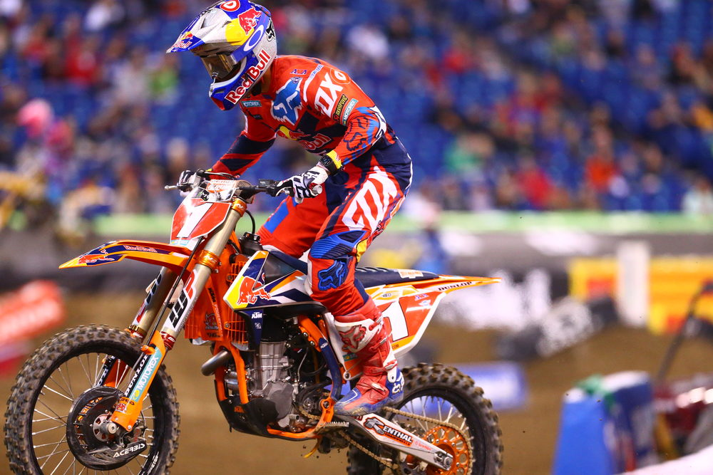 Supercross Champion Ryan Dungey