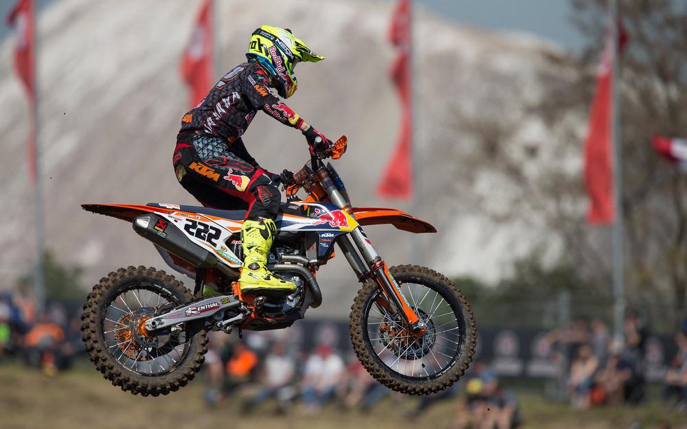 Tony Cairoli / KTM R. Archer