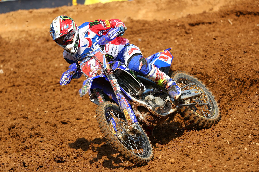 Romain Febvre of France