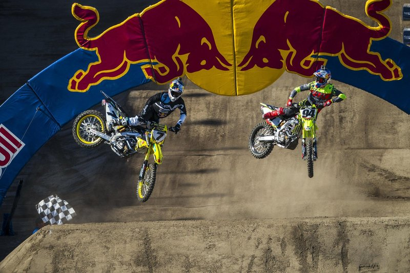 James Stewart & Ken Roczen :: Red Bull / Garth Milan