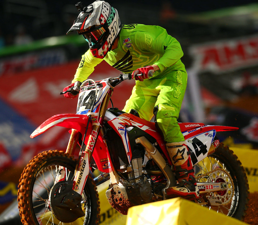 Cole Seely, Team Honda HRC