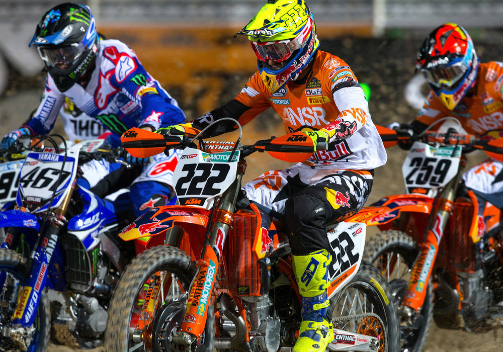 Tony Cairoli :: KTM / R Archer