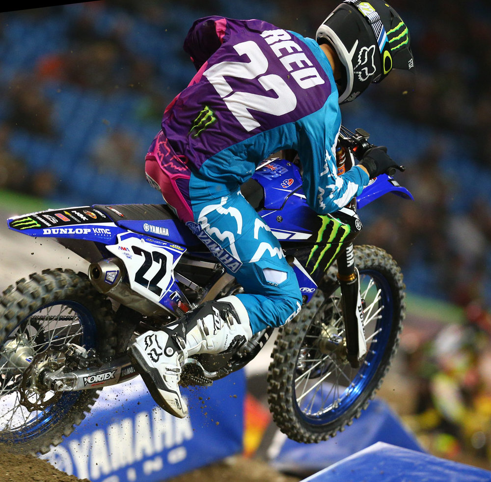 Chad Reed :: Rogers Centre :: Toronto 2017