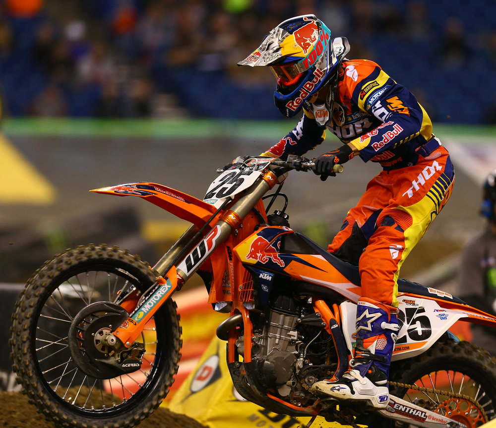 Marvin Musquin :: Quickest 450 SX Qualifier