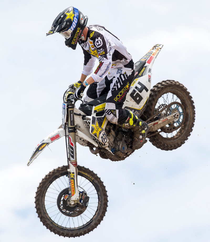 Thomas Covington :: Husqvarna Media :: Ray Archer