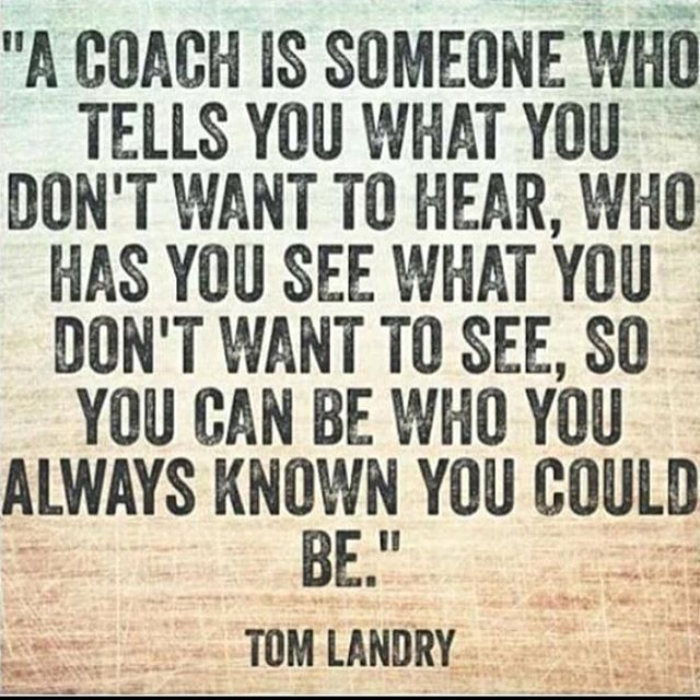 "Remember as coaches our job is trying to get the ""BEST"" out of you so please remember this when we are correctively cueing your technique and form.  #trusttheprocess"