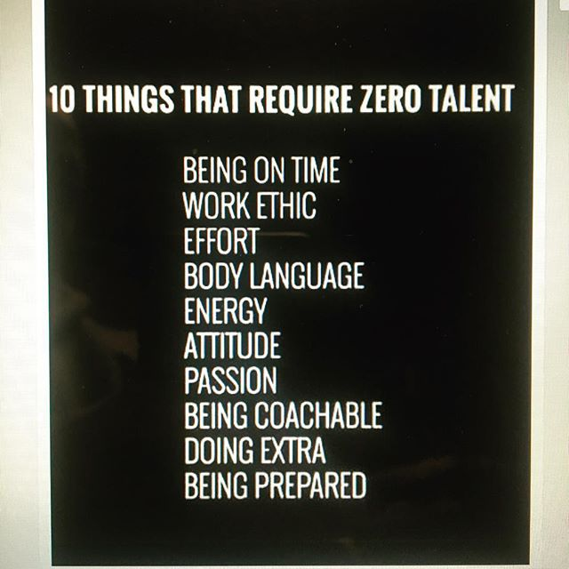 "Instill these important qualities into what you do everyday! ""How you do anything is how you do everything!"" #motivation #committed #dedicated #goals #hardworkpaysoff #crossfit557"