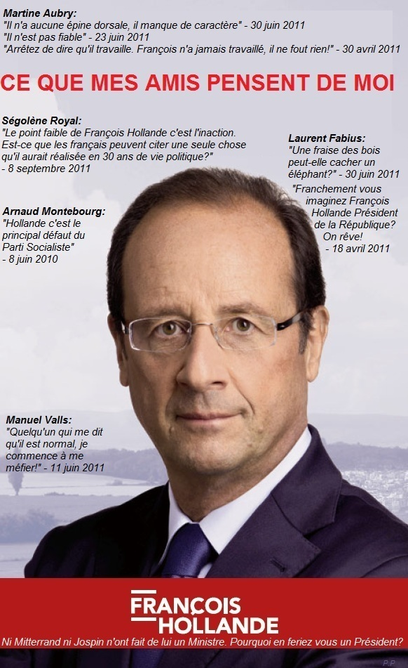 Waho. #Hollande prend super cher.