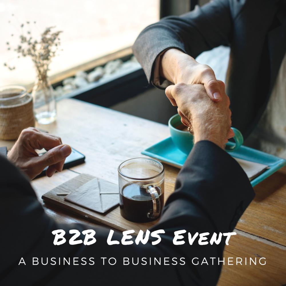 B2B LENS Event