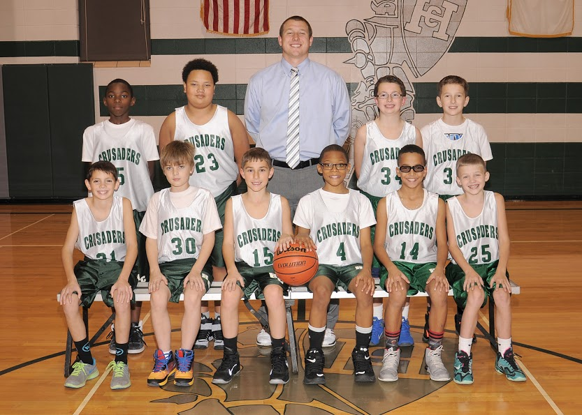 5th Grade Boys Coach: Jacob Koehler