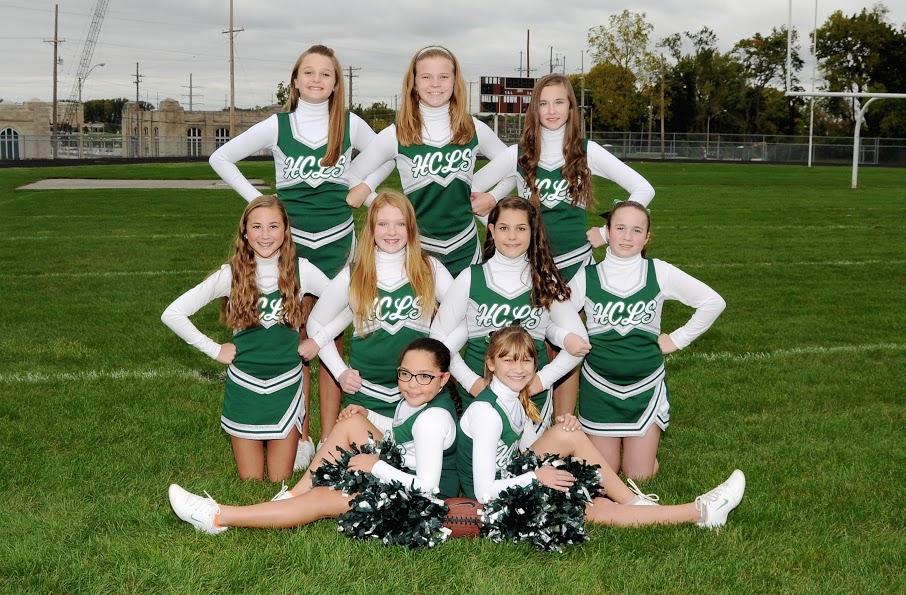 Cheerleading Coach: Molly Deane