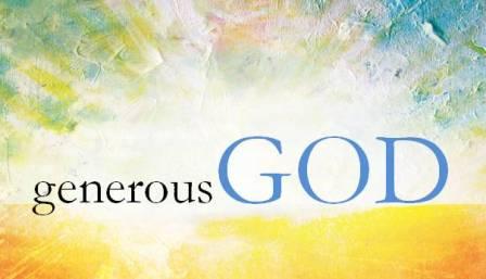Resultado de imagen para Gods generosity, photo?
