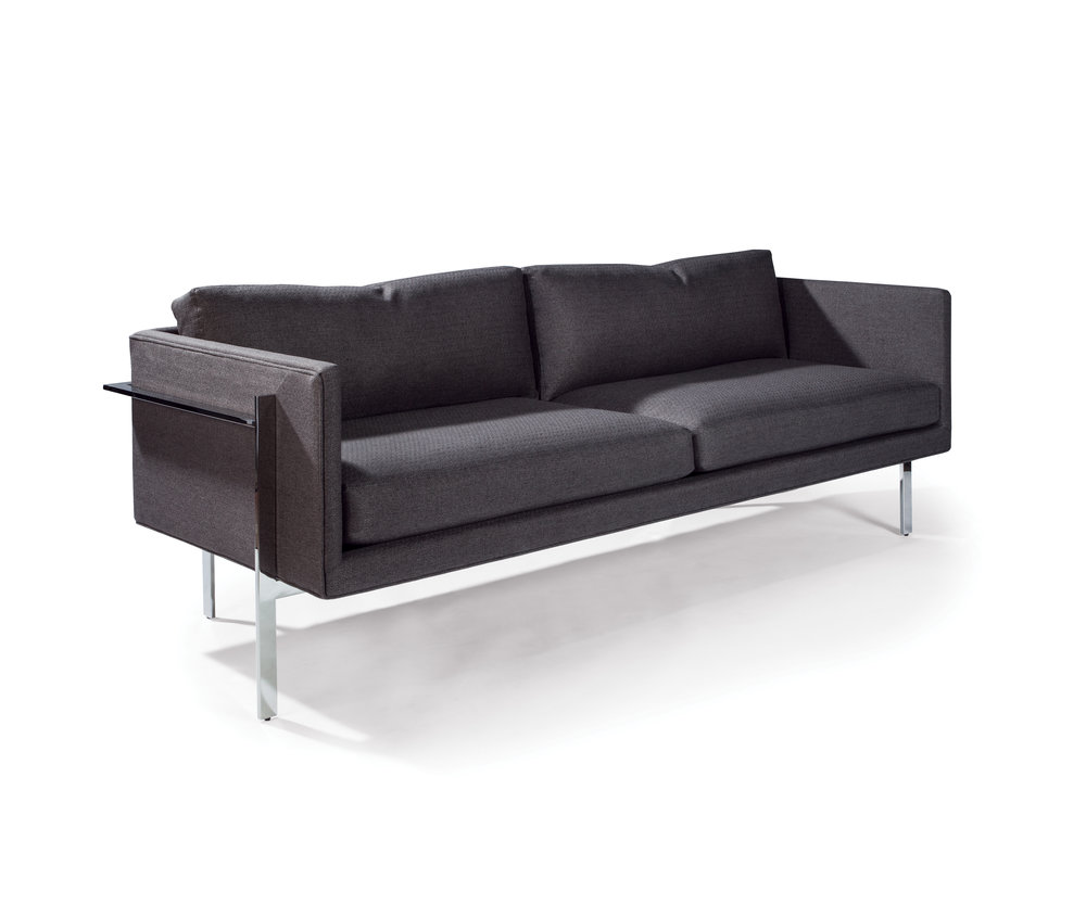 Milo Baughman For Thayer Coggin Drop In Sofa