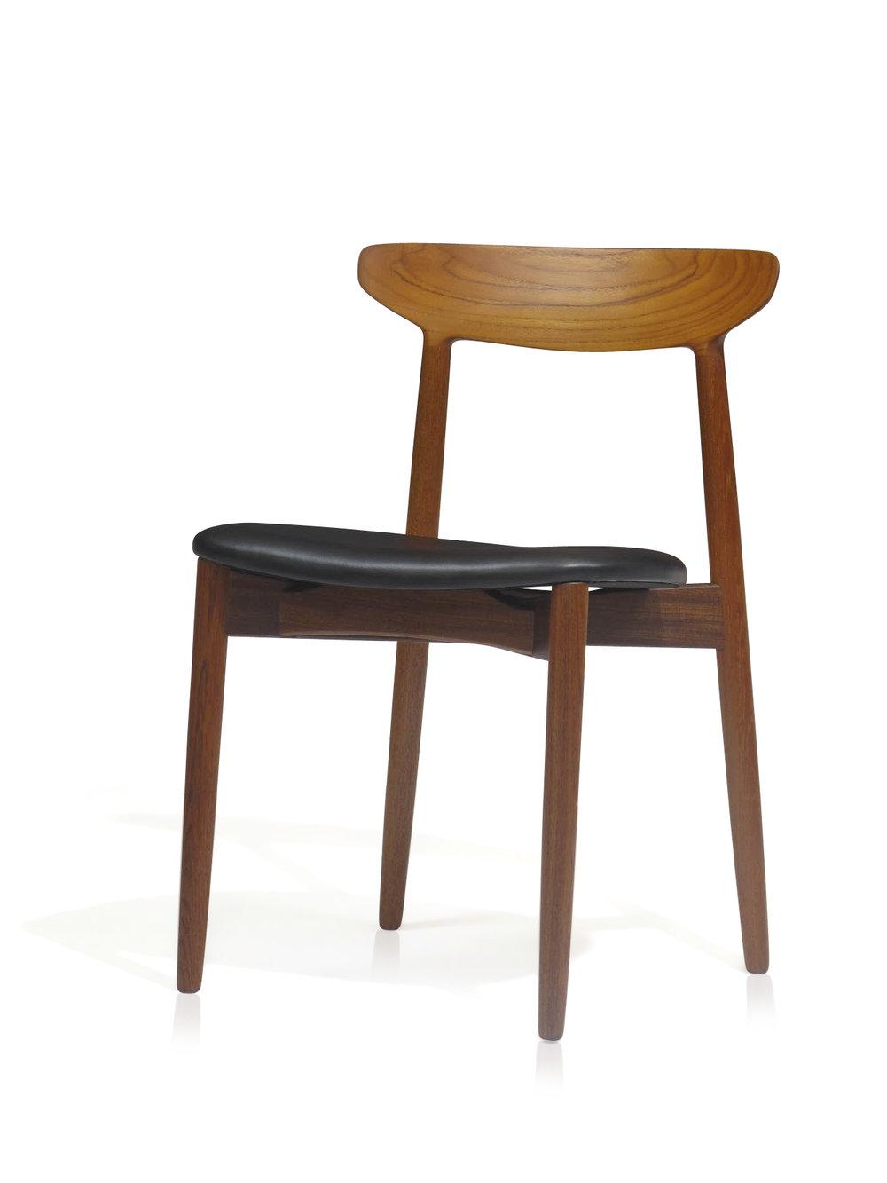 ... Danish, Teak, Dining Chairs, Midcentury, Furniture, Berkeley, ...