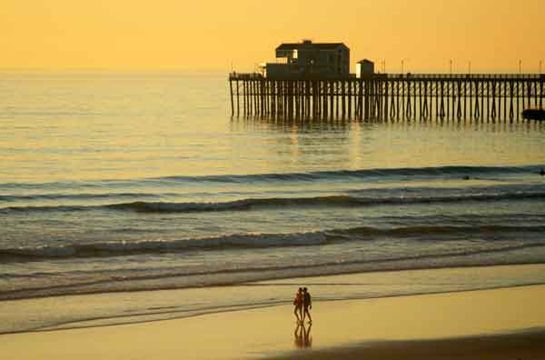 Oceanside Beach  © Joanne DiBona