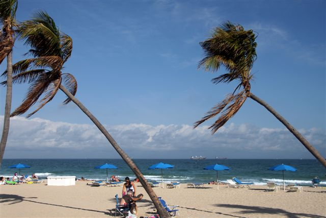Ft. Lauderdale Beach  © Joanne DiBona
