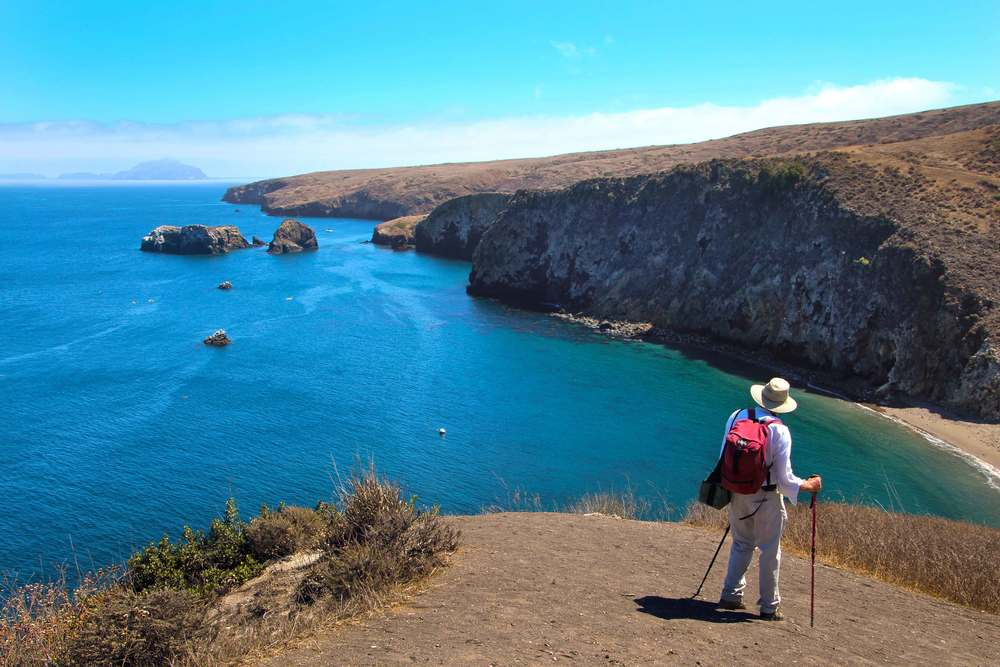 View from Santa Cruz Island Toward Anacapa Island                                                                                                                                                                                            © Joanne DiBona