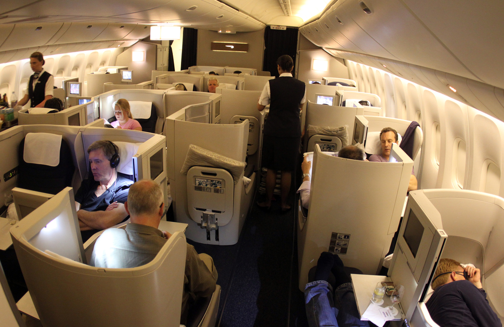 Club world Business Class